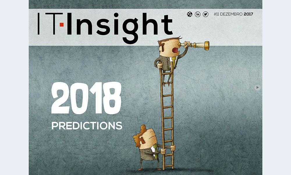 IT Insight dezembro desvenda as principais previsões para 2018