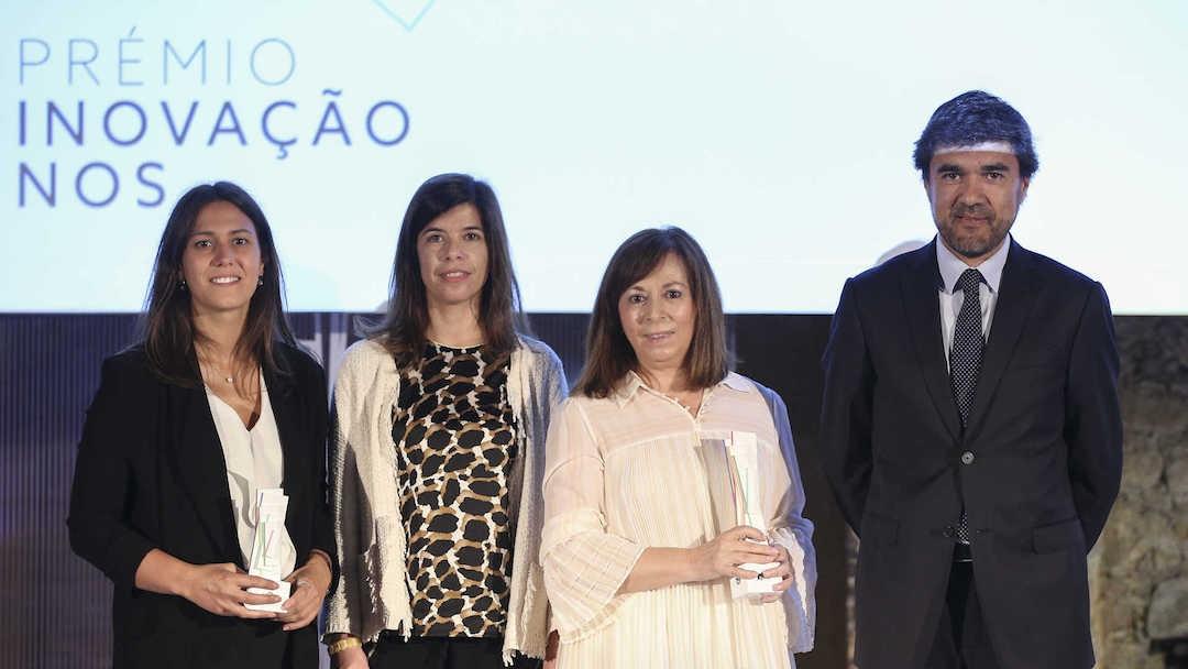 NOS anuncia vencedores do Prémio Inovação 2018