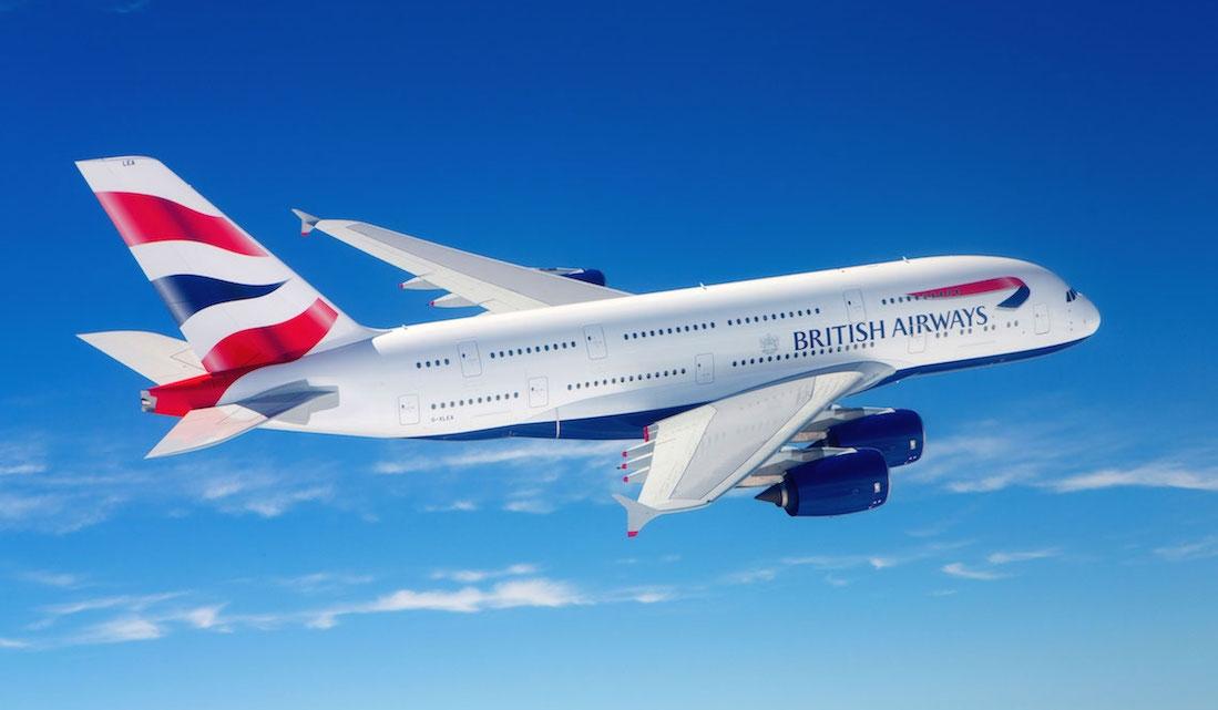 O que aconteceu à British Airways?