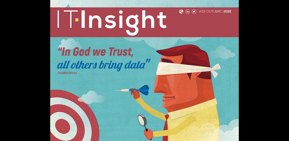 Data trust em destaque na mais recente edição da IT Insight