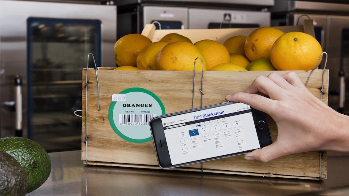 Novo consórcio coloca blockchain ao serviço da segurança alimentar