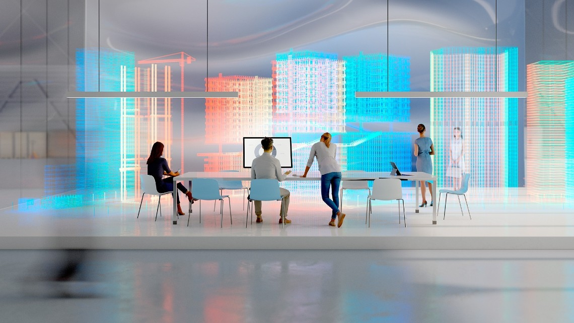 Assista gratuitamente à mesa redonda de workplace solutions da IT Insight