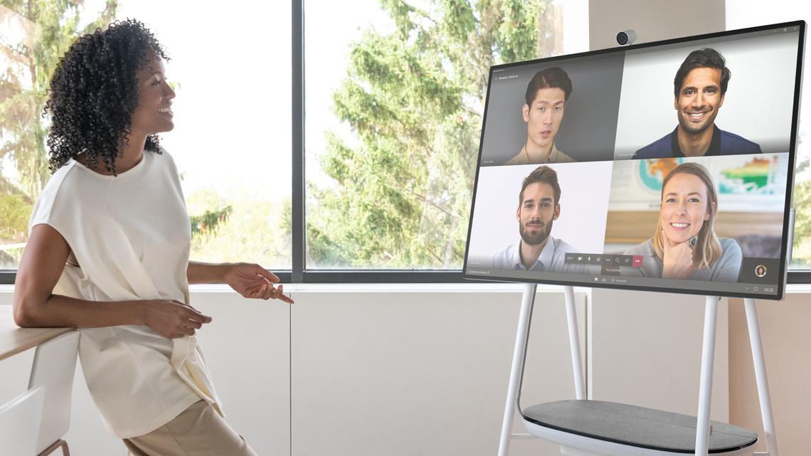 """Microsoft Portugal vai apresentar a """"sala de reunião em qualquer espaço"""""""