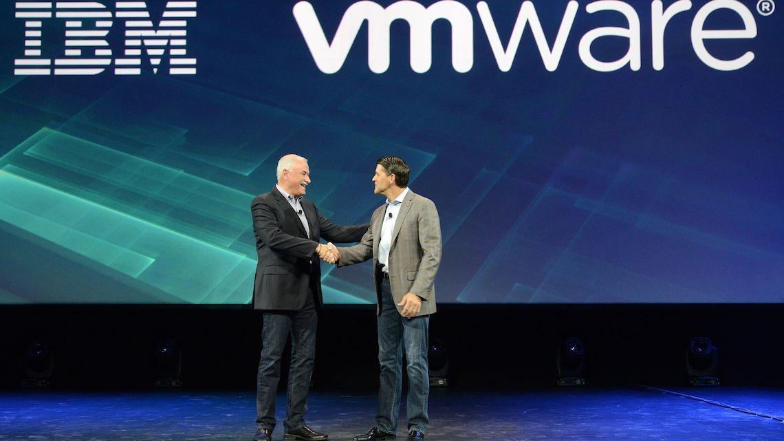 IBM reforça parceria com VMWare em clara aposta na cloud híbrida