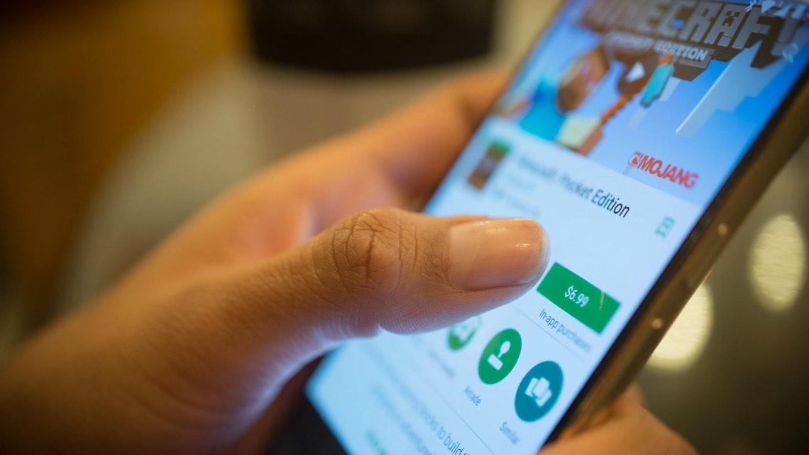 Samsung lidera na venda de smartphones