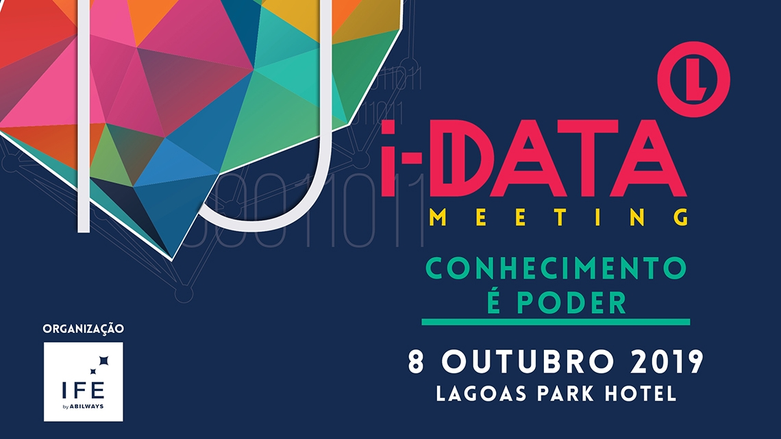 i-Data Meeting regressa para descodificar a forma como as empresas devem gerir e valorizar big-data