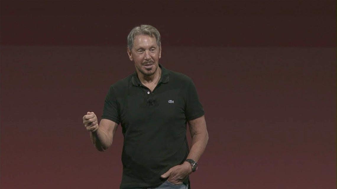 Oracle revela a primeira base de dados autónoma que promete eliminar erro humano