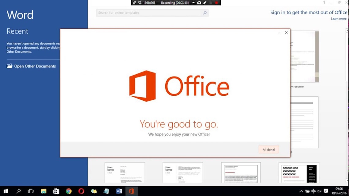 Office 2019 será exclusivo para Windows 10