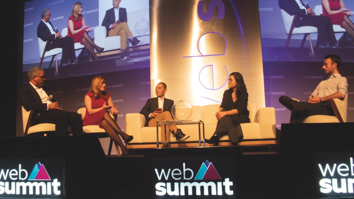 Web Summit: no SaaS Monster discutiu-se o futuro do trabalho