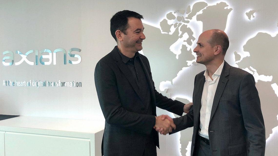 Axians Portugal e SAS estabelecem parceria estratégica
