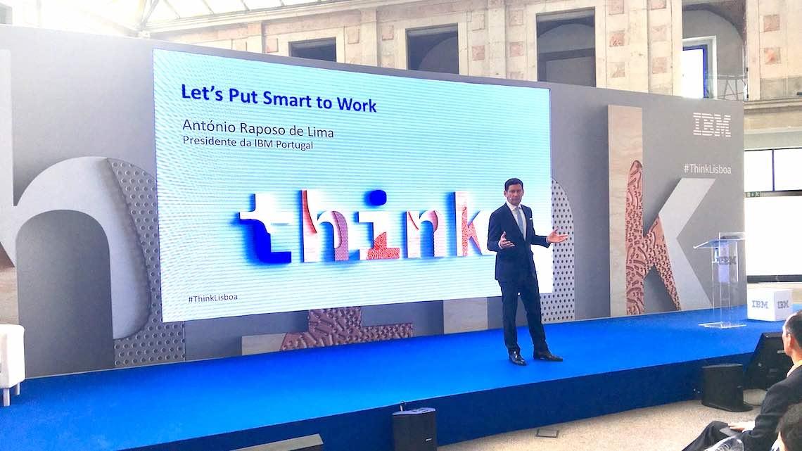 IBM Think Lisboa: Para onde caminha a disrupção digital?