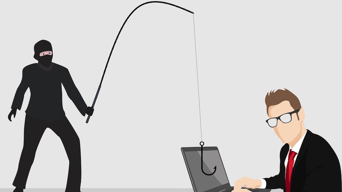 Os ciberataques de phishing mais tentadores para os colaboradores
