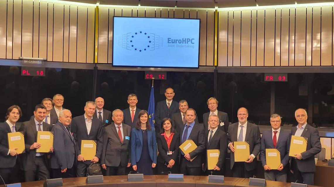 Portugal vai receber supercomputador europeu