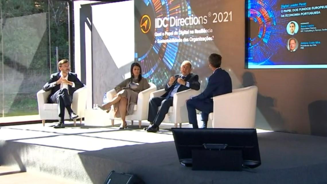 """IDC Directions 2021: """"o PRR pode ser uma ferramenta de transformação, mas é preciso unirmo-nos"""""""