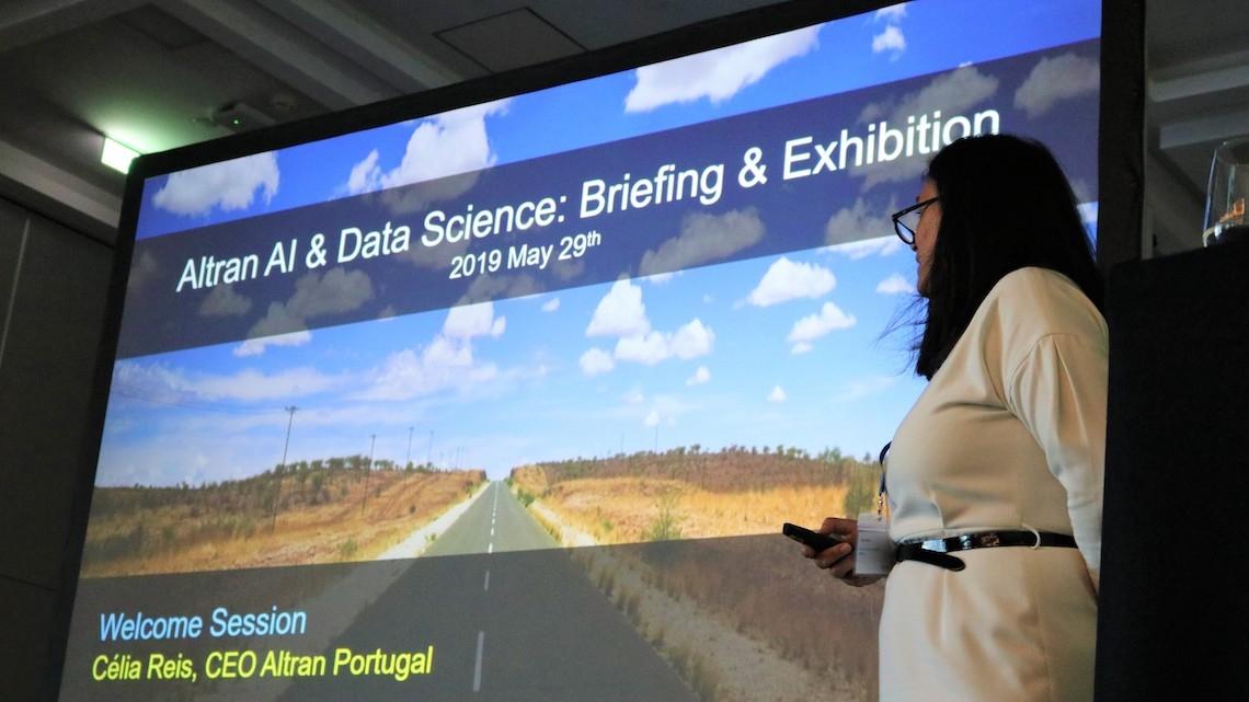 Altran tem novo centro de dados e IA em Portugal