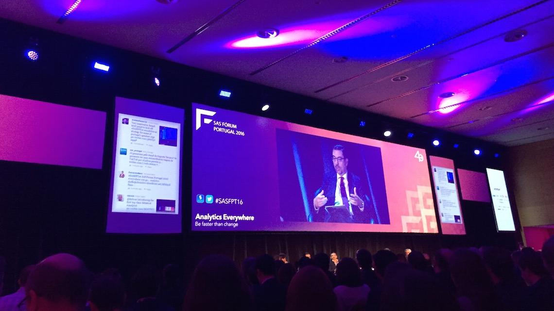SAS Forum: analytics é crítico para a evolução dos negócios