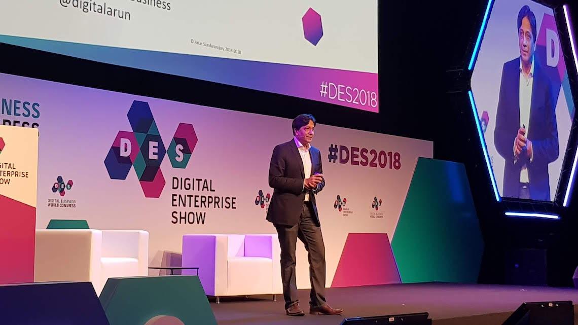 DES 2018: Economia de partilha revolucionará futuro das organizações