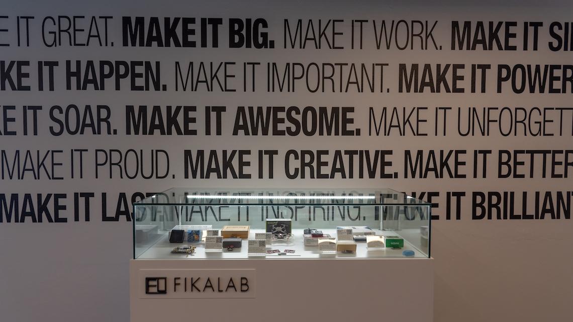Critical Software instala laboratório criativo