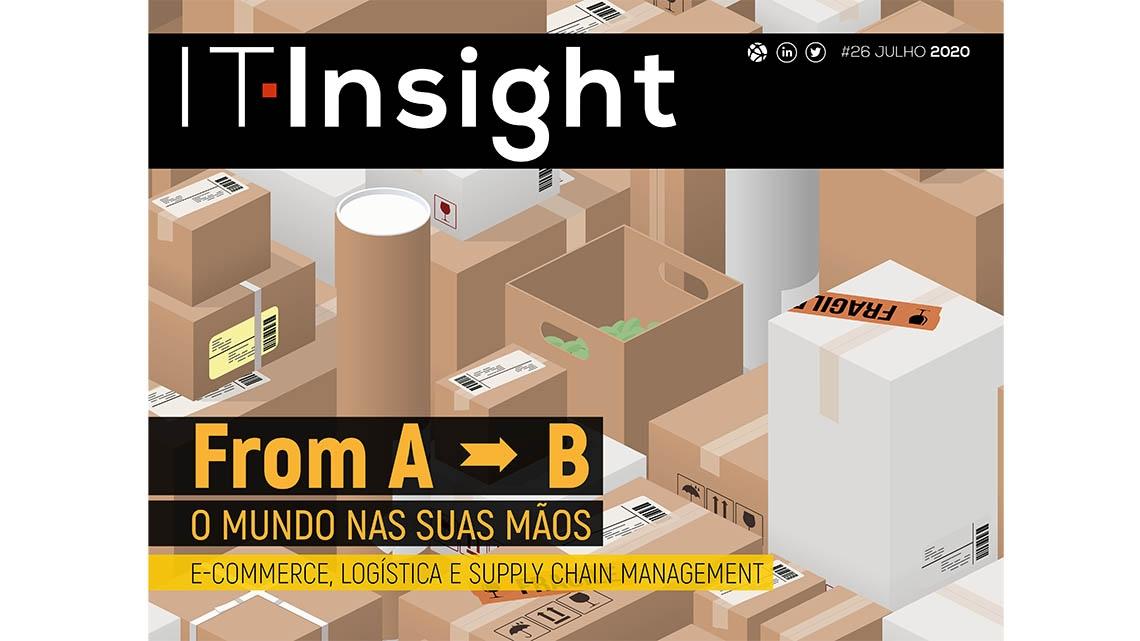 O mundo na sua mão em destaque na edição 26 da IT Insight