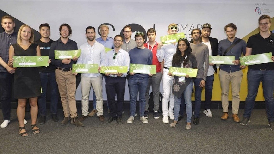 Axians é parceira do Smart Open Lisboa