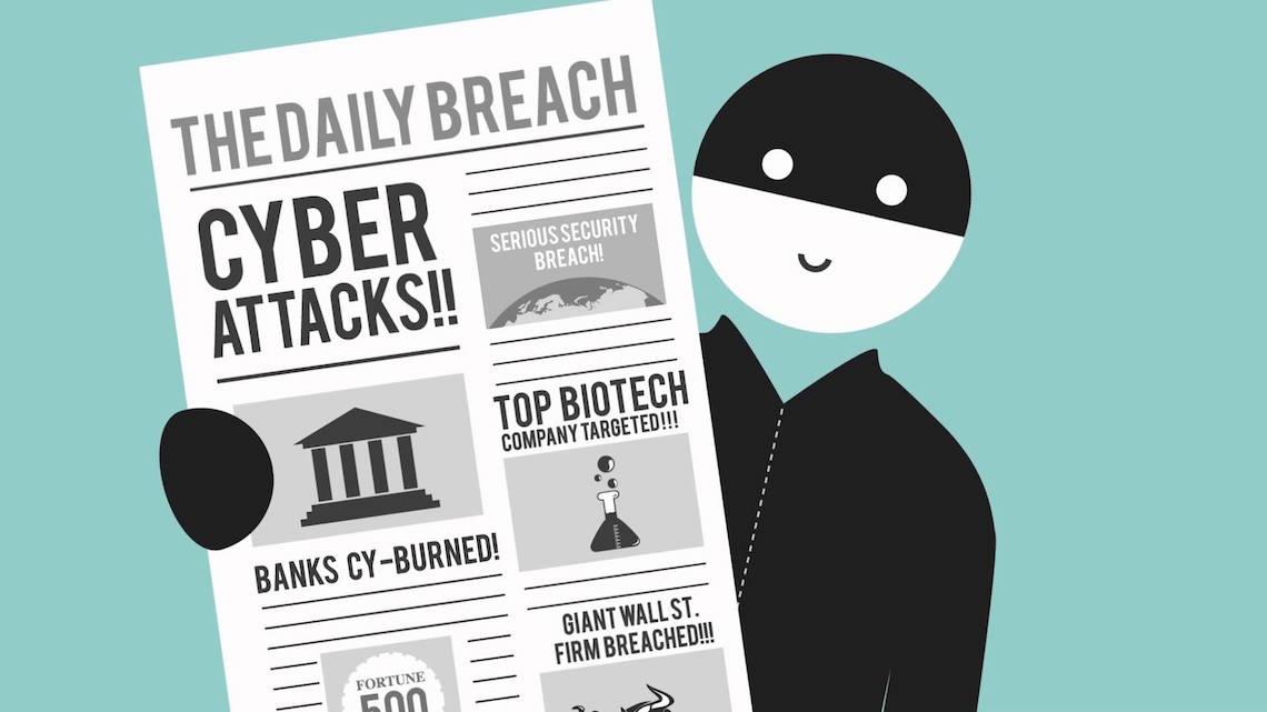 Ciberataques devem intensificar-se em 2017