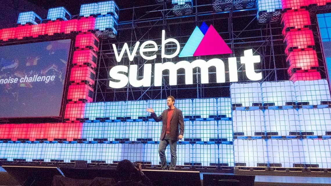 """Web Summit 2017: """"Todas as guerras começarão como ciberguerras"""""""