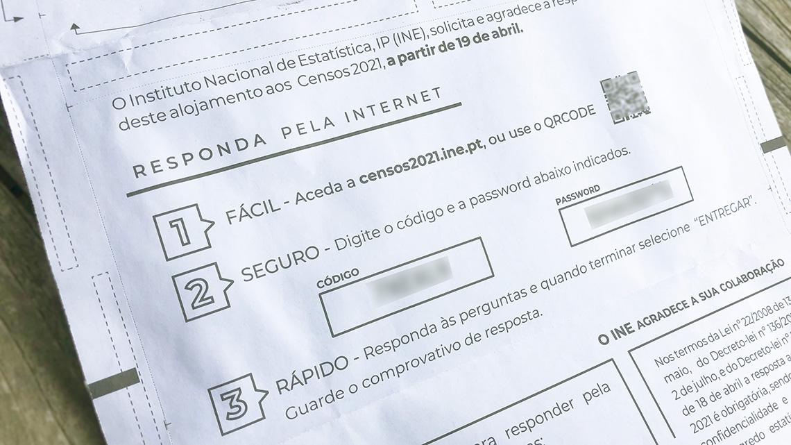 Censos 2021: CNPD ordena suspensão de contrato com a Cloudflare
