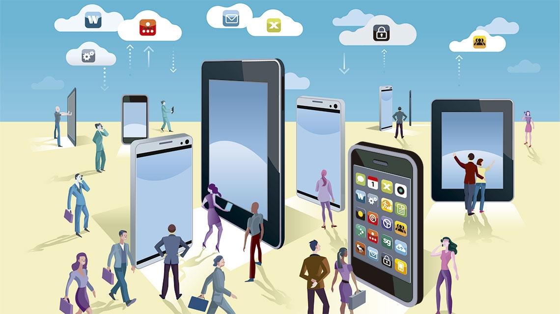 Concretizar o digital workplace