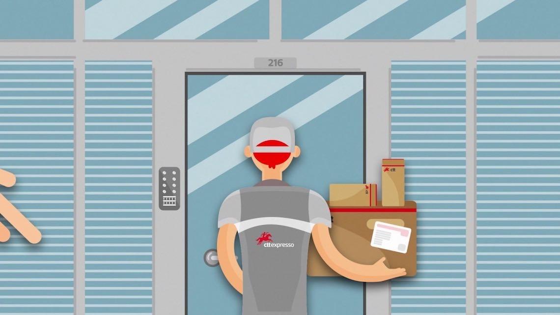 Nova solução de distribuição dos CTT reduz tempo de entrega de encomendas