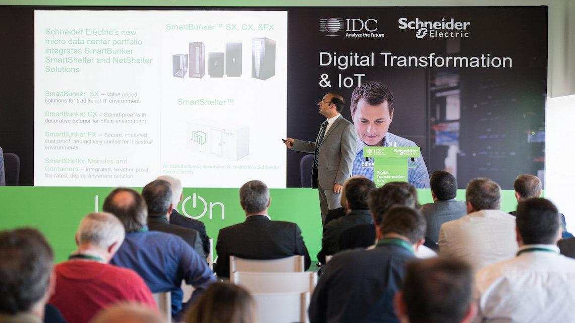 Schneider Electric evidencia necessidade de micro data centers para Edge Computing