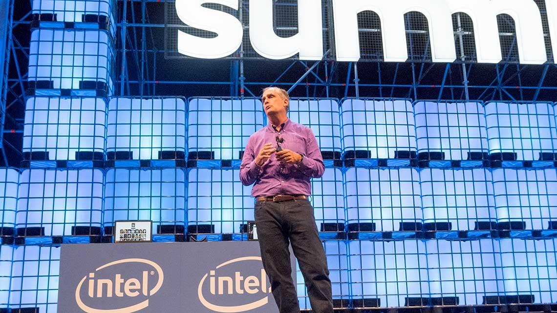 Web Summit: Como a Intel está a levar a inteligência artificial ao edge