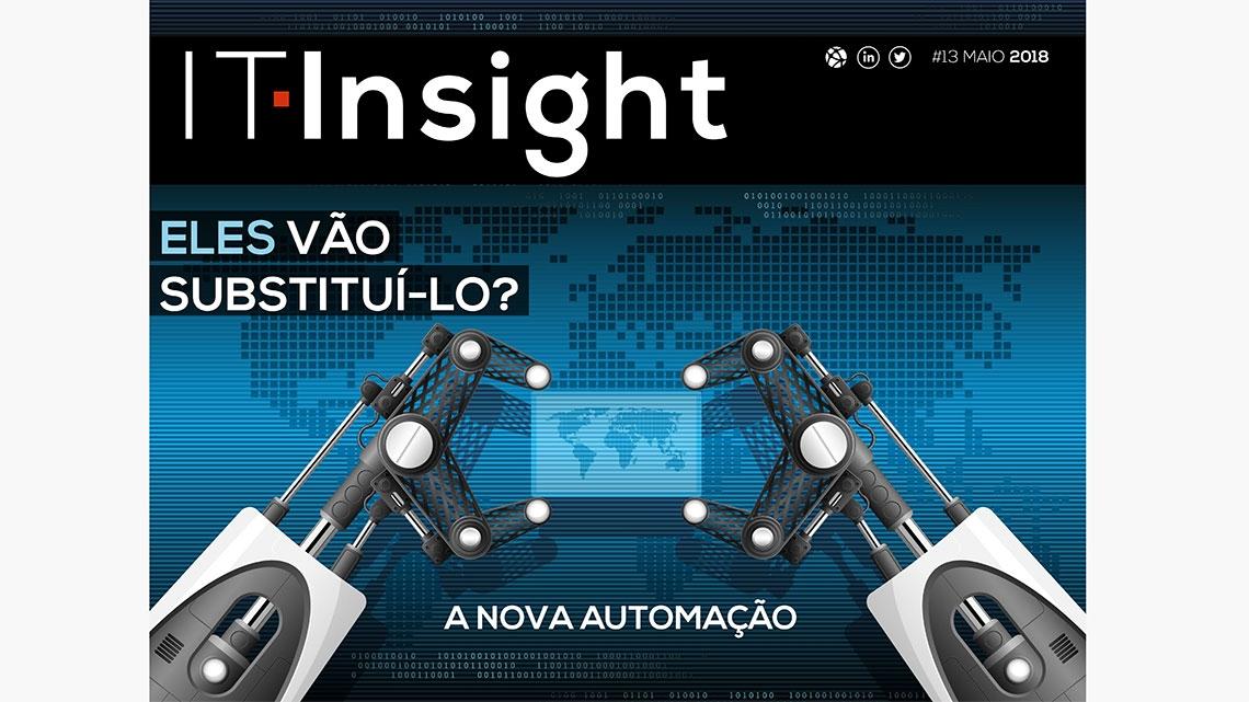 A Nova Automação na IT Insight de maio