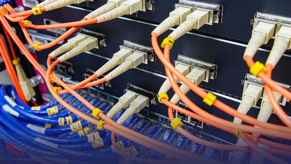 Quão perto da rotura está a rede nacional de dados?