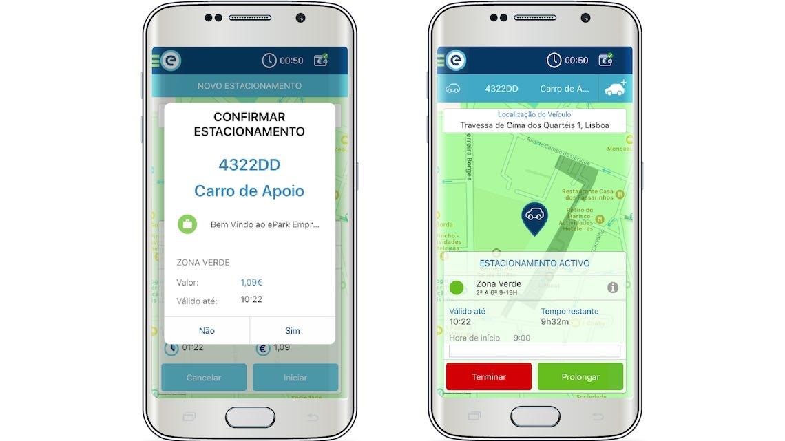 ePark promete facilitar a mobilidade dos profissionais em Lisboa