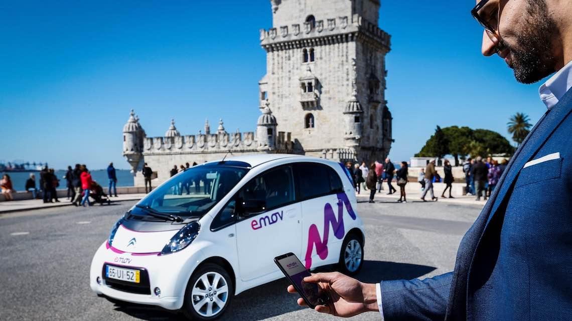 Novo carsharing de Lisboa é cem por cento elétrico