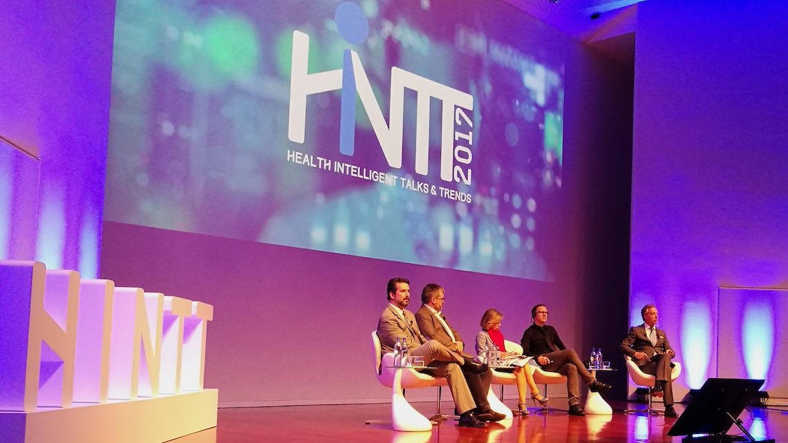 HINTT 2017 debate o futuro da saúde digital