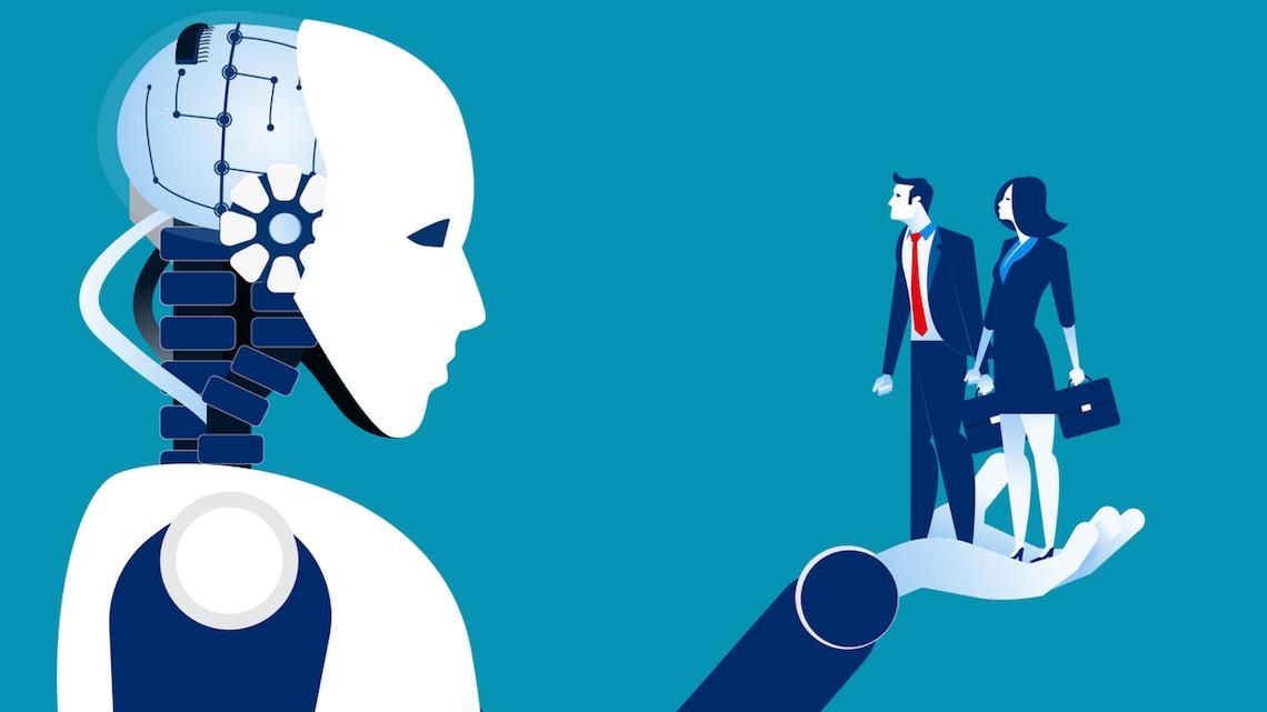 Consumidores preferem experiências de IA que se assemelhem às interações humanas