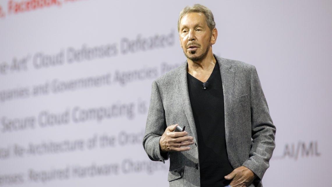 Oracle apresenta nova geração de cloud computing