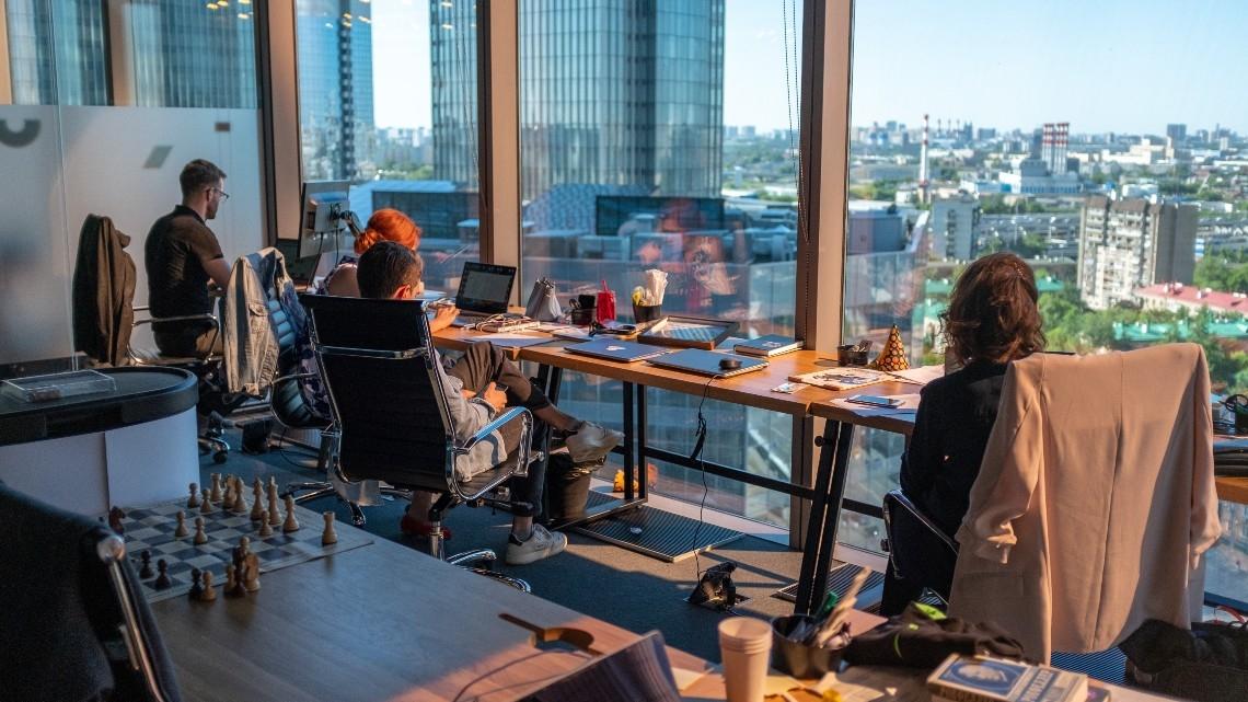 Concentração define local de trabalho dos colaboradores