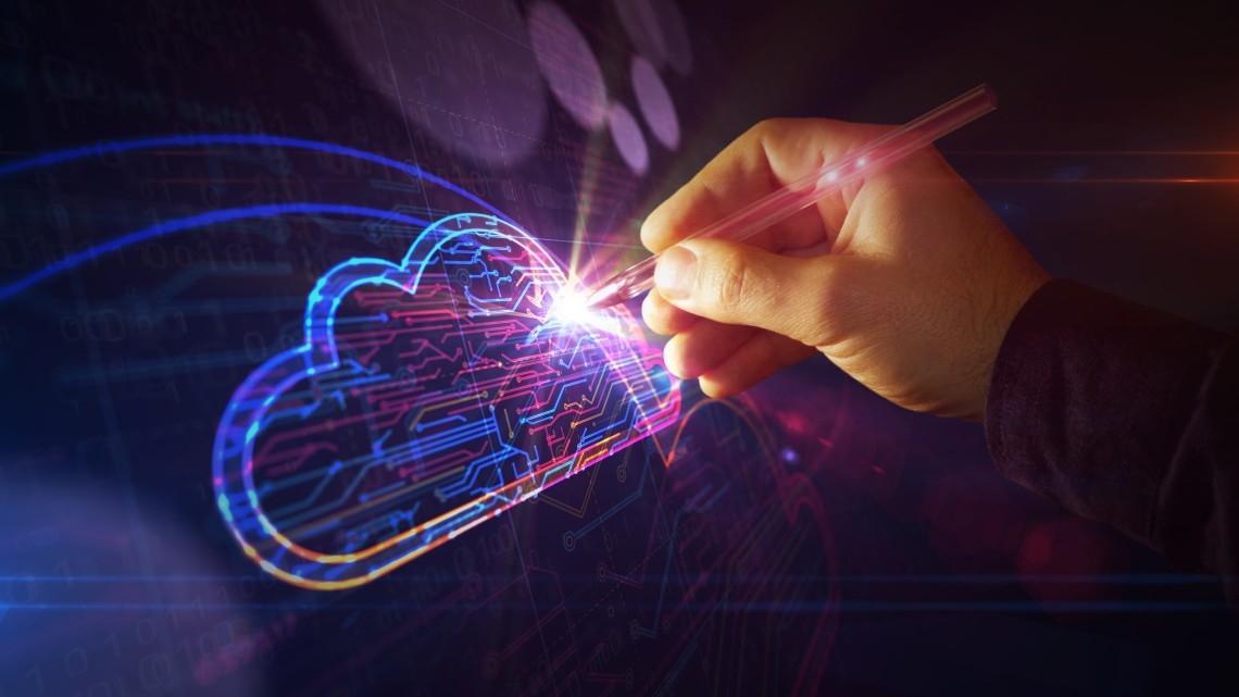 Os serviços na cloud no centro do negócio
