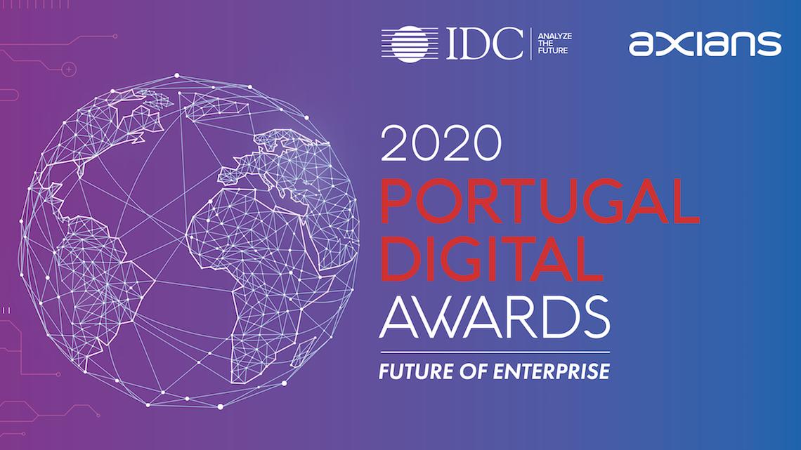 IDC organiza quinta edição do Portugal Digital Awards