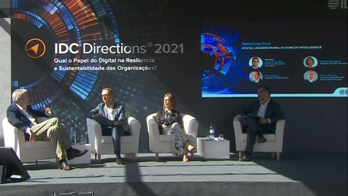 """IDC Directions 2021: do """"lago"""" ao """"pântano"""", os dados estão em todo o lado"""