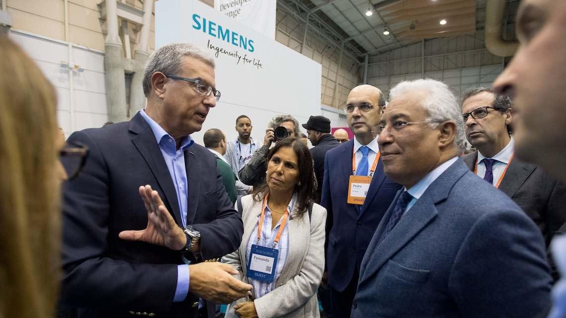 Siemens Portugal investe mais de 20 milhões de euros em digitalização até 2020