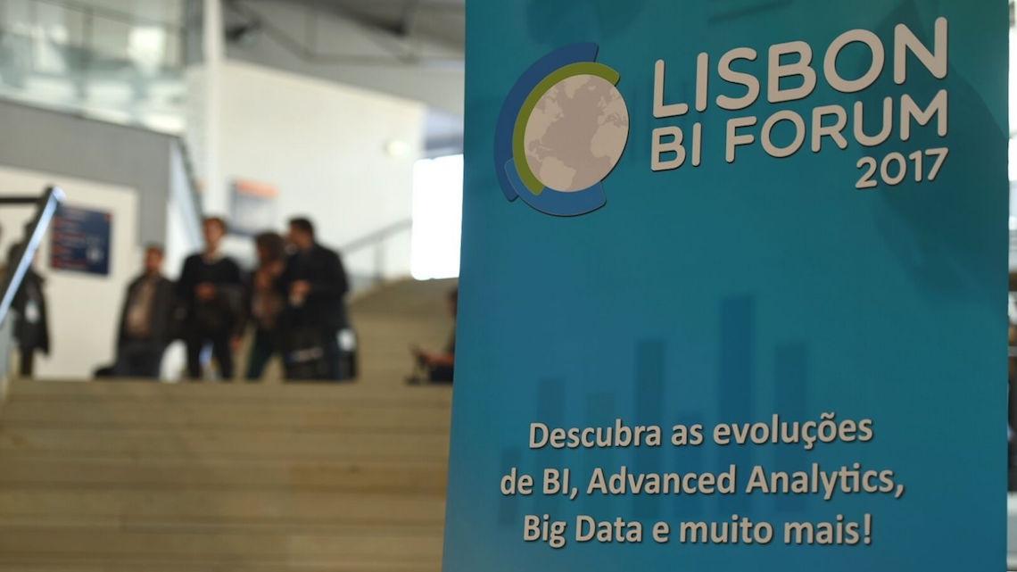 Lisbon BI Forum: tempo de desbloquear o valor dos dados
