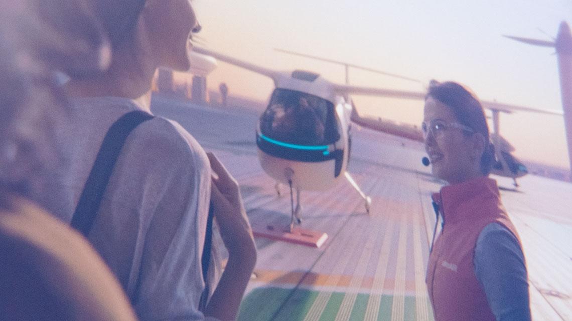 Web Summit: Viagens aéreas no horizonte da Uber