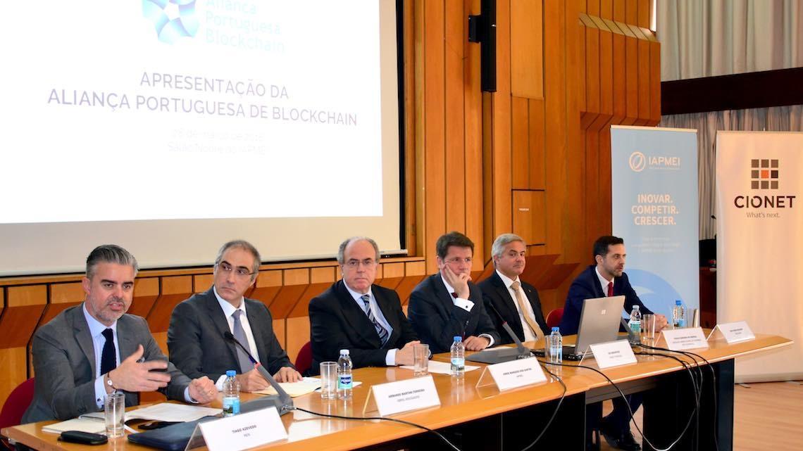 Aliança Portuguesa de Blockchain quer tornar blockchain uma realidade no tecido empresarial portguês