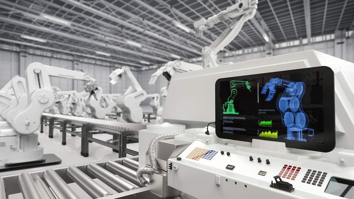 Indústria 4.0 – O paradigma das fábricas do futuro