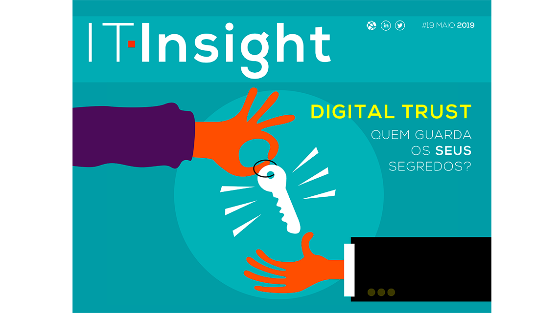 Digital Trust e Data Center em destaque na IT Insight de maio