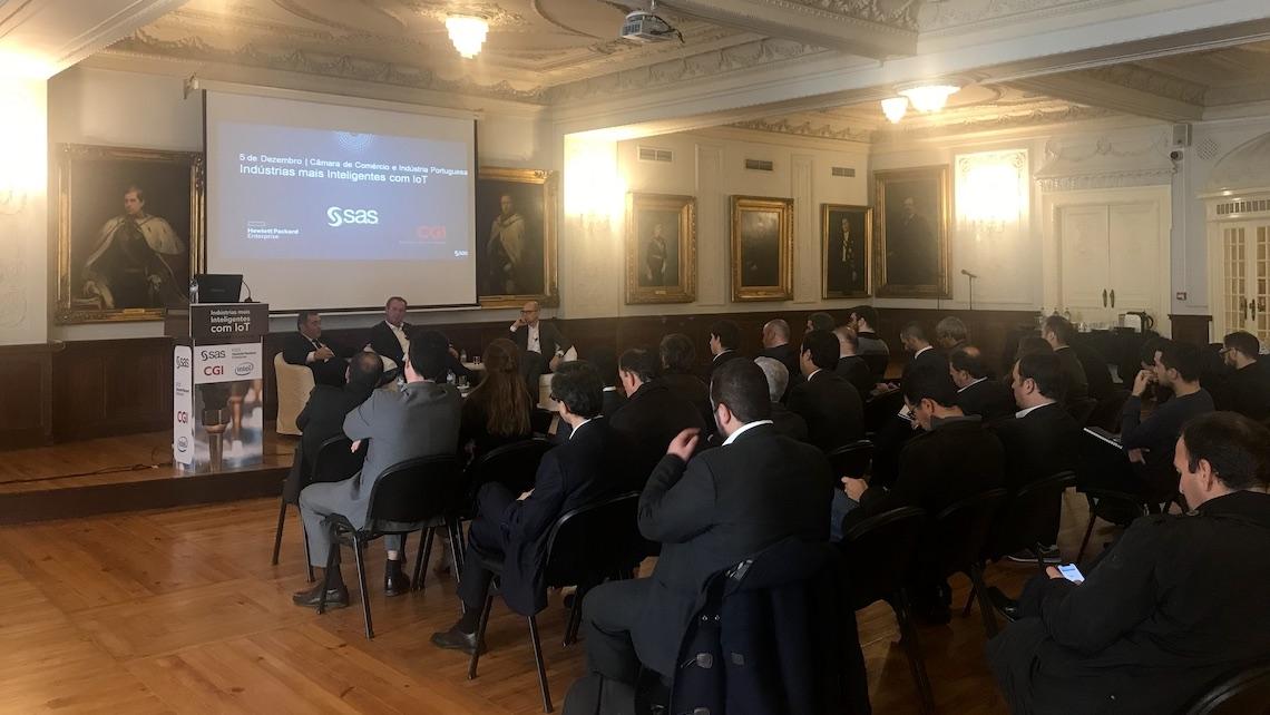SAS debate indústria 4.0