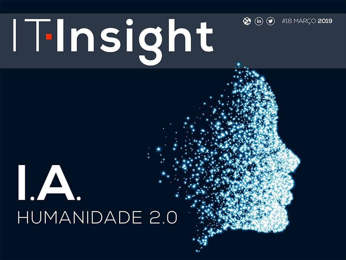 Inteligência Artificial e Cibersegurança em destaque na IT Insight de março